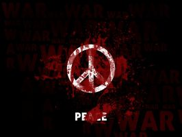 Peace wallpaper by Grafilabs