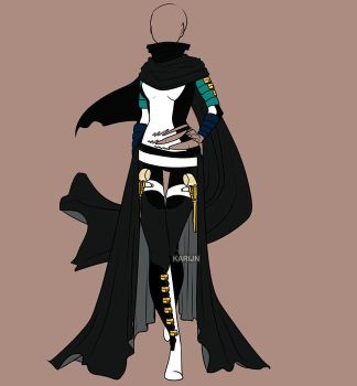 Fashion Adoptable Auction 41 - CLOSED by Karijn-s-Basement