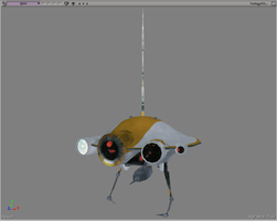 Seeker Droid - Final Version by Challenger3