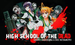 High School of Dead Signature by recuerdin