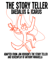The Story Teller  Daedalus and Icarus by Doc-Diventia