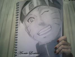 Naruto Shippuden by AnnieLouise55