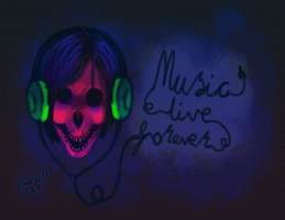 music live forever by hummeri9