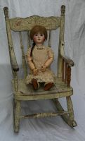 Antique doll stock 10 by rustymermaid-stock