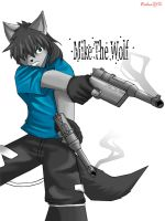 Mike The Wolf by RedWolfXlll
