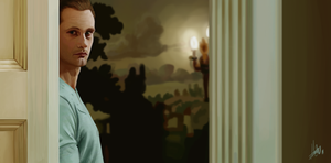 Eric Northman - The Lurker by Seazu