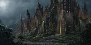 Prisoners city - 2012 by incasent