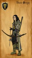 Theon Greyjoy by serclegane
