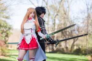 We Fight Together by AliAnya