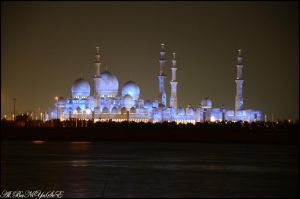 Sheikh Zayed Mosque ..3 by BANIYAS