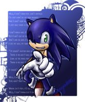 ::Sonic the Hedgehog by Cinder-Ashx