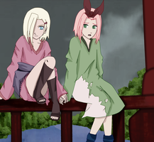 Bridge to SakuIno by 1tE5o6