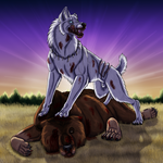 Request- Bearhunter by Narncolie