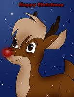 Rudolph The Red Nose Reindeer The Movie by charlotte596