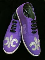 Saints Row Pimpin Shoes by CosplayPropMaster