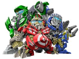 Wreckers by benisuke