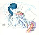Cloud Bed by crazydiary86