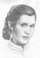 Princess Leia by swfan444