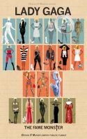 Lady Gaga Outfits - TFM by Marisflowers
