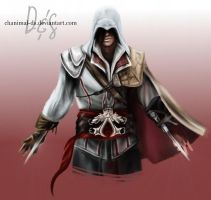Ezio Auditore da Firenze by Chanimal-DS