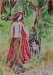 Red Riding Hood by TamaraAnn