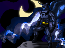 Nightmare Knight by akitcougar