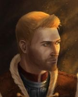 Alistair Theirin of Ferelden by gravity-zero