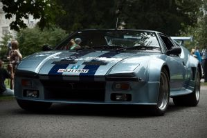 De Tomaso Pantera GTS by FurLined