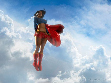 Supergirl by phaceless2