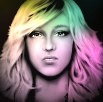 ART Sami Kahelin. Britney Spears 2012 by Art-SamiKahelin