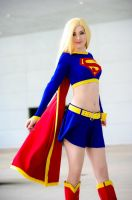 Supergirl-cosplay by Mcosplay