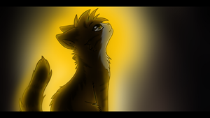 Leafpool-Touched in Gold by StarMapleStar