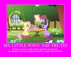 Motivation - My Little Pony - The Truth by Songue