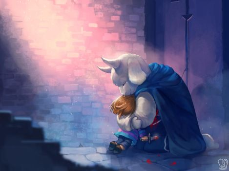Undertale : My unforgivable sin by Sa-Dui