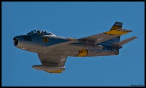 Nellis Sabre 2010 by AirshowDave