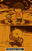 .:Undertale Doodles : Howdy - His Theme:. by JACKSPICERCHASE