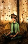 Fall Weather Friends by Succubus1982