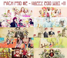 [ 4.9.2014 ] SHARE PSD #2 - HAPPY 200 WATCHER =)) by KwonKye