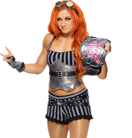 Becky Lynch Divas Champion By TheAwesomeEditions by TobiasStriker