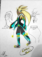 .:CE:.~ Lemon's clothes~ by Artic-Star-Flare