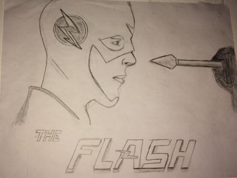 The Fastest Man Alive by CrazyWhovian11
