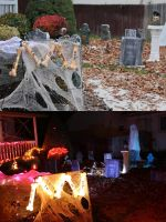 Halloween Day and Night... by VileYonderboy
