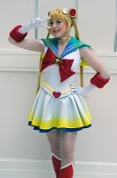 Sailor Moon: 3 by popecerebus