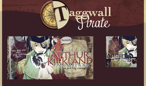 Tagwall - Pirate by teriani16