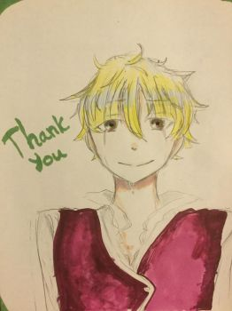 Thank you for 20 watchers by MIDZUMI-CHAN