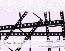 Film Brushes 5 by babyxshortyy
