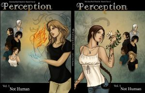 Perception comic cover by Angel-Equinox