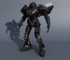 Mclaren Transformer WIP 8 by leyang66