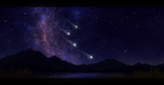Beautiful Night - Speed-painting by Enigmatic-Ki
