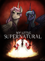 My Little Supernatural - Season 5 by Baisre